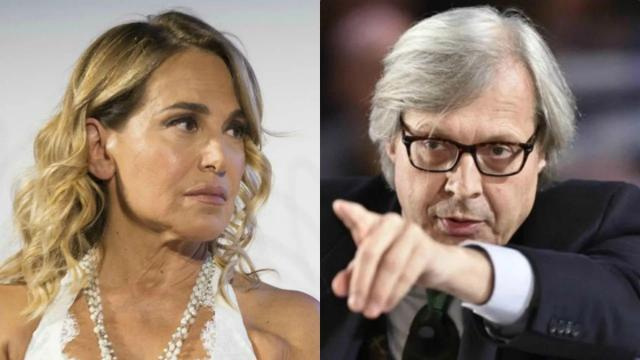 Live - Non è la d'Urso, Vittorio Sgarbi dopo il furioso scontro tornerà in trasmissione