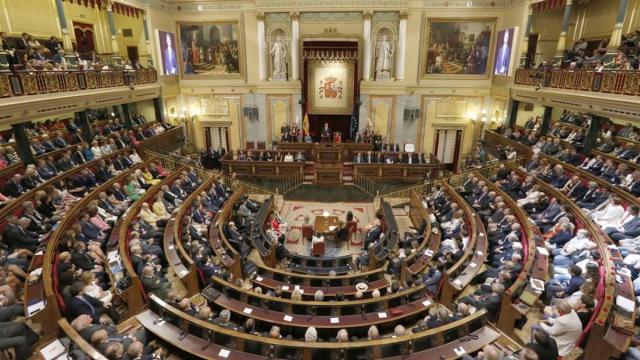 Reclaman a la puerta del Congreso de los Diputados la legalización del cannabis