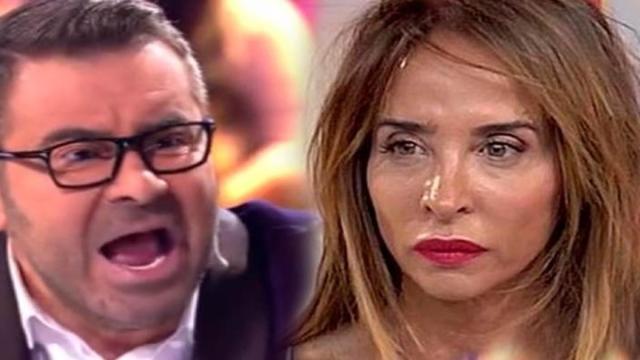María Patiño humillada en vivo por Jorge Javier Vázquez en 'Sábado Deluxe'