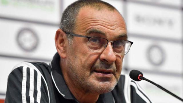 Lione-Juventus, le probabili scelte di Sarri: tridente Dybala-Cristiano Ronaldo-Cuadrado