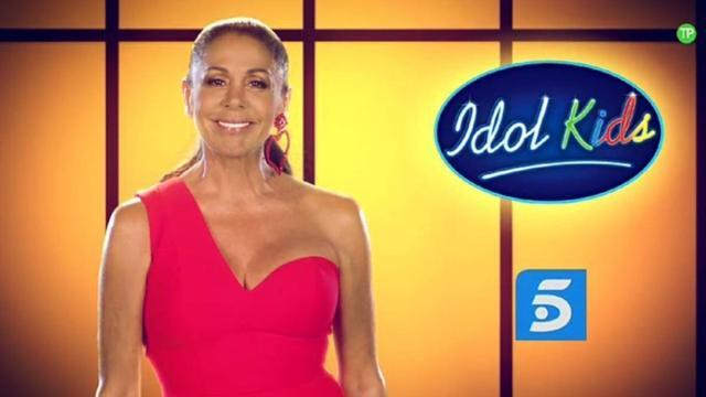 Telecinco empieza la promoción de 'Idol Kids' con Isabel Pantoja como estrella principal