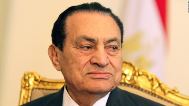 Ha fallecido Hosni Mubarak, un personaje importante en la historia de Egipto