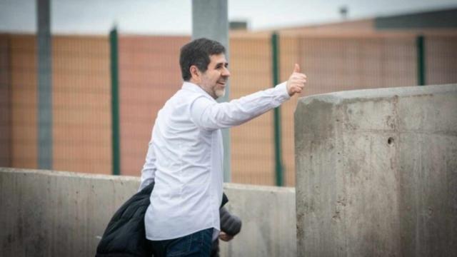 Jordi Sànchez logra salir de la cárcel de Lledoners con un permiso de tres días