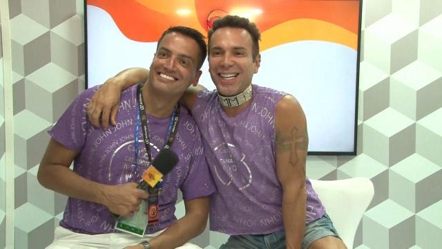 Matheus Mazzafera deixa Leo Dias sem graça ao revelar segredo íntimo do colunista