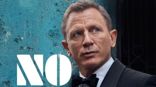 'No Time To Die' will see Daniel Craig one last time as James Bond