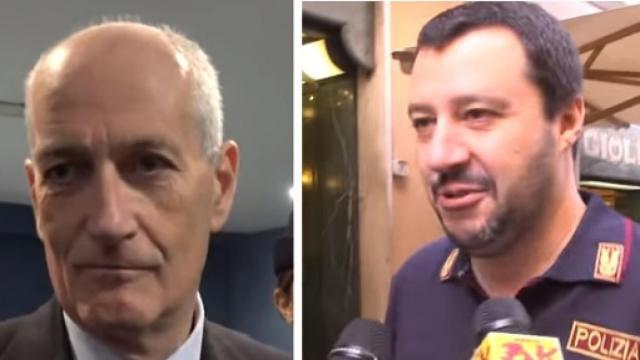 Gabrielli, stoccata a Lega e Salvini: 'In un Paese normale ci avrebbero preso a calci'