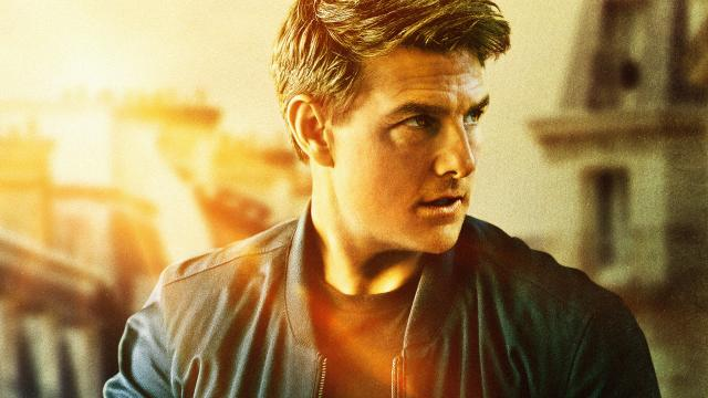 Coronavirus forces a halt to production of 'Mission Impossible 7'