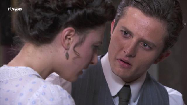 Una vita, puntata del 27 febbraio: Samuel prende a schiaffi Lucia sull'altare
