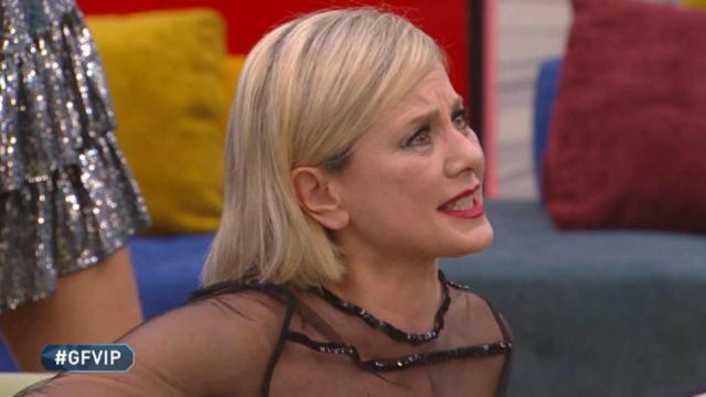 GF Vip: Antonella Elia litiga con Valeria Marini e parte lo spintone