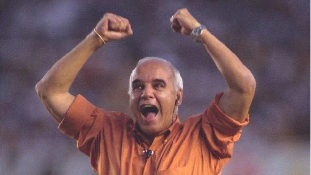 Morre o ex-técnico de futebol Valdir Espinosa