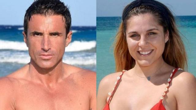José Antonio Avilés encontró a Ivana Icardi y Hugo Sierra besándose