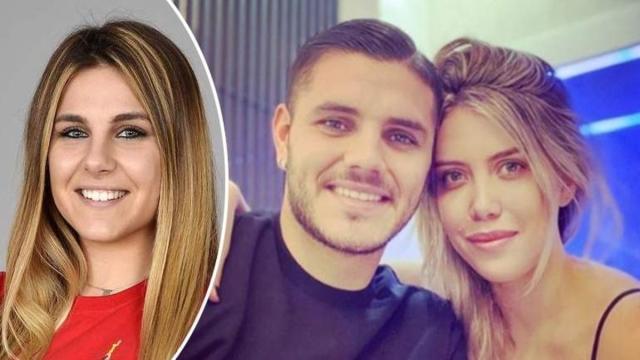 Ivana Icardi afirma que los conflictos con su hermano Mauro son por culpa de Wanda Nara