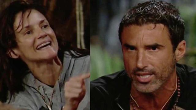 Supervivientes 2020: El parto de Adara es motivo de enfrentamiento entre Hugo y Elena