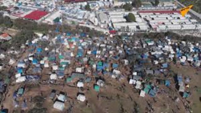 Grèce : Les locaux ne veulent plus d'arrivées de migrants