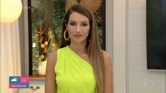 Patrícia Poeta revela ao vivo que Ana Maria Braga estará de volta no 'Mais Você'