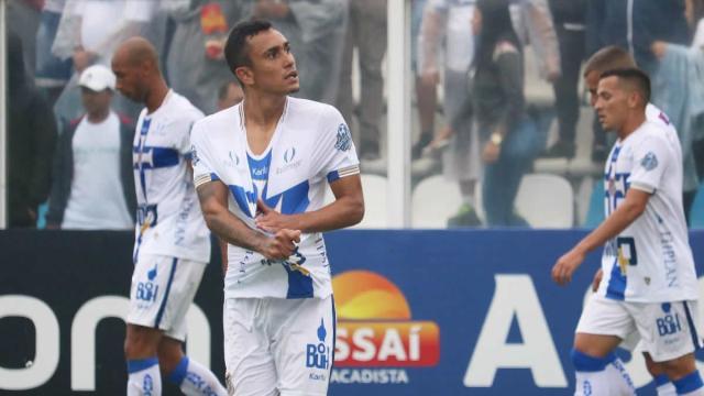 Luan Dias, do Água Santa, interessa ao Fluminense