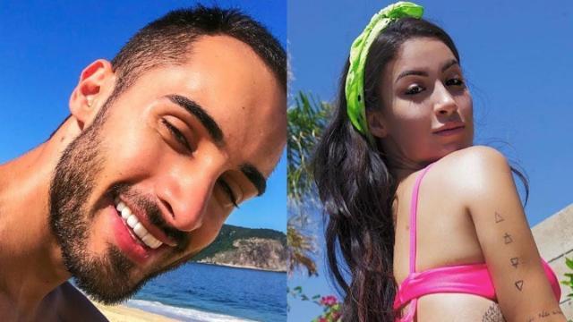 Diego Melim é flagrado animado em camarim após eliminação de Bianca Andrade, diz site