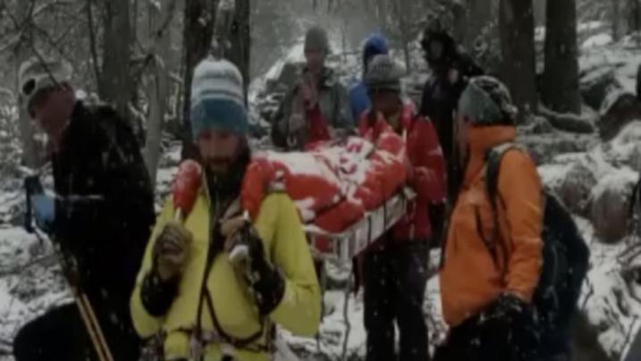 Valle d'Aosta: e' in gravi condizioni il bimbo di 9 anni caduto sugli sci su un fuoripista