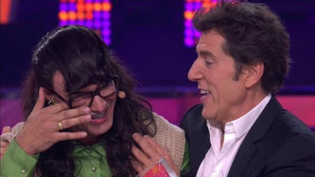 Tu cara me suena: Jorge González gana la octava gala con la imitación de 'Betty la fea'