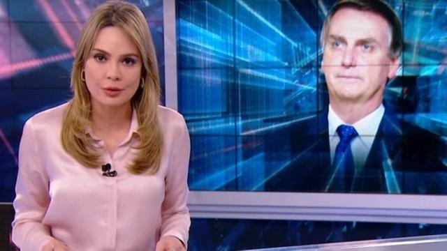 Rachel Sheherazade afirma que sofreu ameaças de morte devido a críticas à Bolsonaro