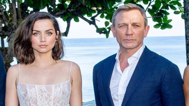 'Sin tiempo para morir' es el título de la nueva entrega de James Bond