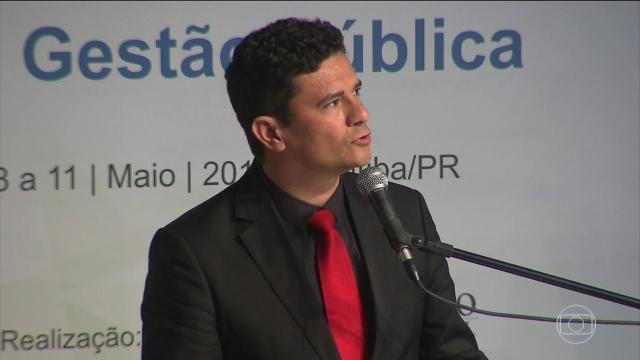 Moro diz não ter participação em investigação sobre ameaça a Bolsonaro