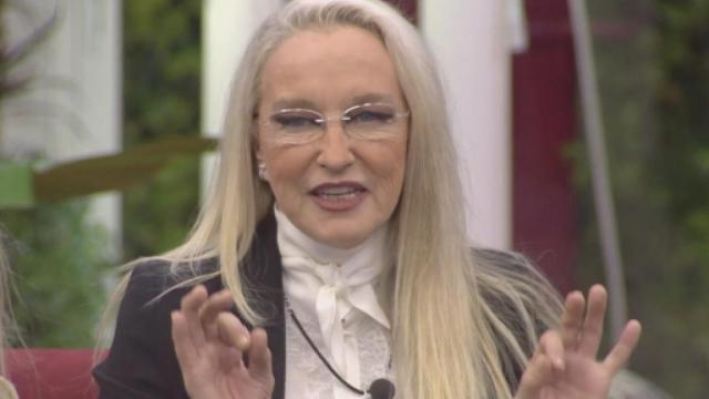 GF Vip, Eleonora Giorgi su Clizia: 'Questi ragazzi sono cresciuti nell'ignoranza'