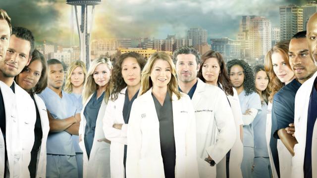 As mudanças dos atores da série 'Grey's Anatomy' com o passar do tempo