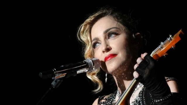 Madonna continues to face health problems, falls off a chair