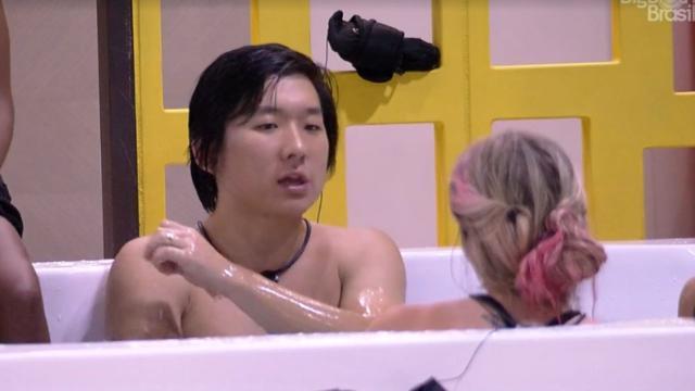 'BBB20':'Prior realiza o sonho dele', diz Pyong, a respeito de possível paredão