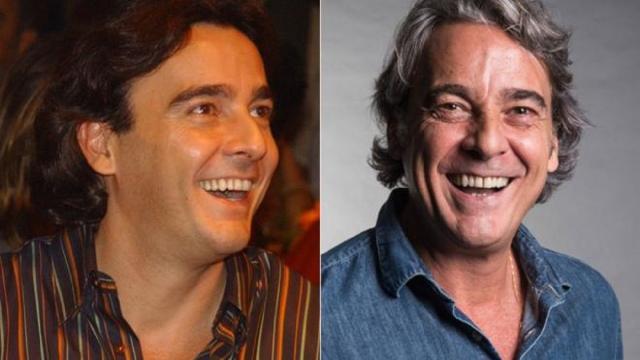 Antes e depois de 5 atores da trama 'Celebridade' da Rede Globo