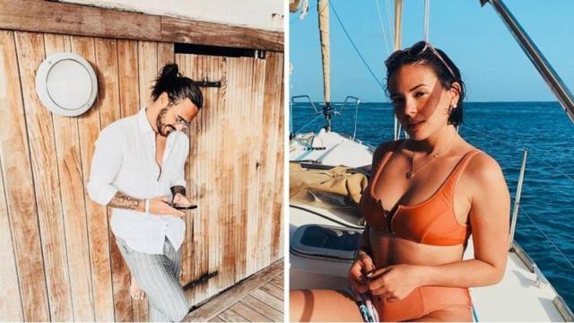 TPMP : Benji Samat très proche d'Agathe Auproux... Elle le drague sur Instagram !