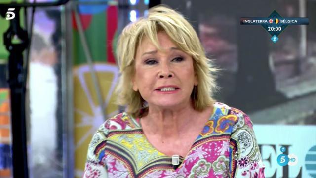 Ana María Aldón quiere hacer su concurso en solitario, según Mila Ximénez