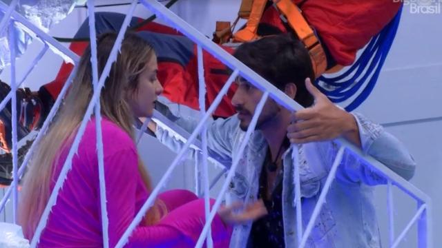 'BBB20': Guilherme fala mal de Gabi por ter ido assistir Pyong fazer hipnose