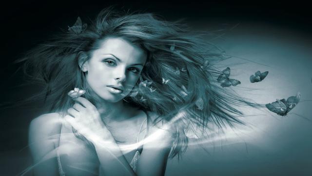 El cabello graso requiere de un cuidado especial para mantenerse en buen estado