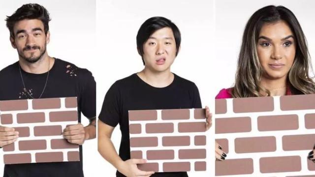 'BBB20': Pyong, Guilherme e Gizelly compõem o sexto Paredão