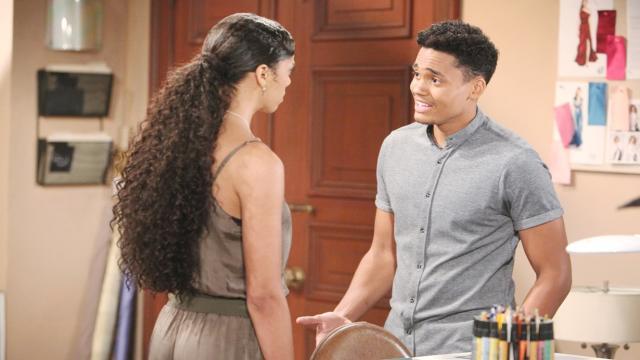 Anticipazioni Beautiful puntate Usa: Zoe e Xander cacciati dalla Forrester