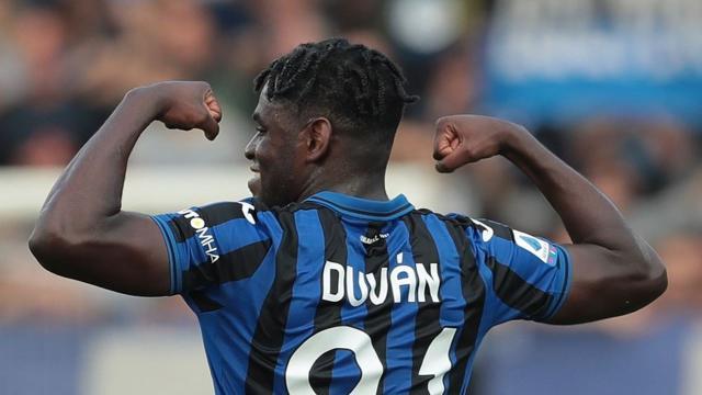 Inter, Conte avrebbe messo gli occhi su Duvan Zapata
