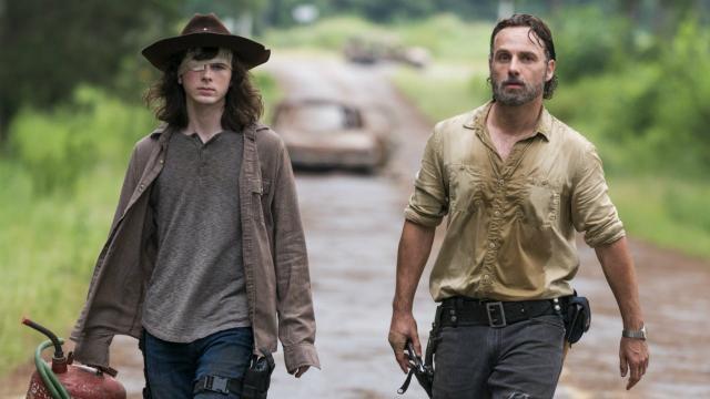 5 mortes que mais causaram tristeza de 'The Walking Dead'