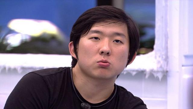 'BBB20': Guilherme troca farpas com Pyong e diz: 'eu acho isso ridículo'