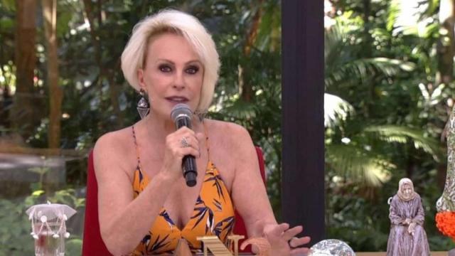 Após se afastar por câncer, Ana Maria Braga volta à Globo