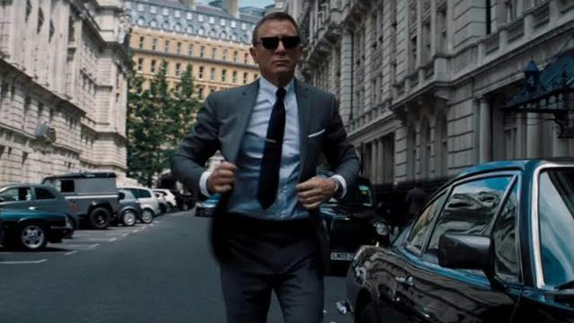 Filme 007: Tem estreia adiada pelo Coronavírus