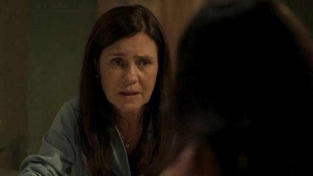 'Amor de Mãe': Thelma revela para Jane que Danilo é Domênico