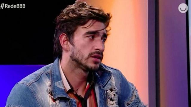 'BBB20': no Rede BBB, Guilherme fala sobre conversa com os homens e sobre 'trisal'