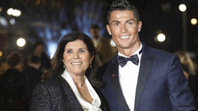 La madre de Cristiano Ronaldo sufre un derrame cerebral y sigue en el hospital