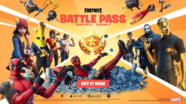 Epic Games drastically nerfs materials in latest 'Fortnite' patch