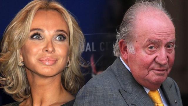 Juan Carlos I donó 65 millones de euros a la alemana Corinna Sayn Wittgenstein
