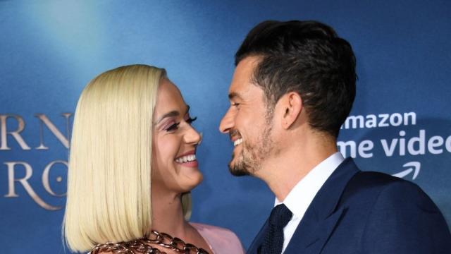 Katy Perry está embarazada de su primer hijo con Orlando Bloom