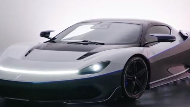 Pininfarina inventa hipercoche eléctrico que vale 2'9 millones de dólares