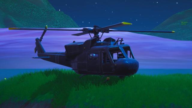 'Fortnite' leak reveals vehicles to deal up to 450 damage